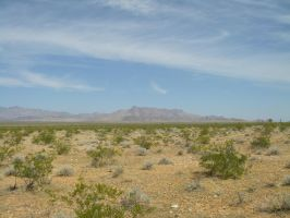 Nevada Desert Mountains 2 by archambers