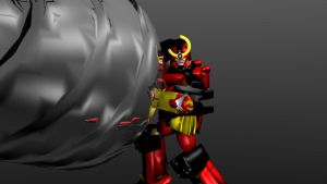 Gurren-Lagann 06 by g2mdluffy