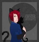 Chester: Love Bite Host Club by skelly-jelly