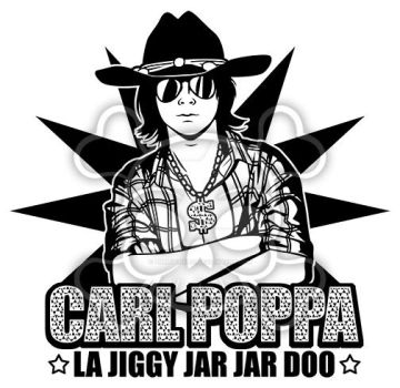 Don't Mess With Carl Poppa by ZombieGirl01