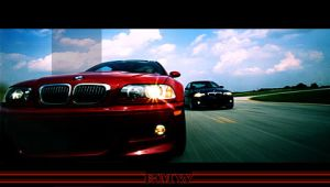 BMW PSP wall I by DeviantSith