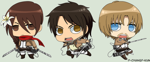 Shingeki no Tuscany by P-ChanAndP-Kun