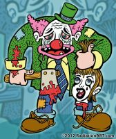 Psycho Klown by RossRadiation