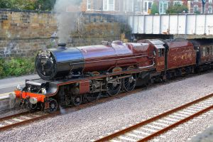 The LMS Princess Royal Class by CJSutcliffe