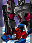 Take it Prime for Autobot V by murr-miay