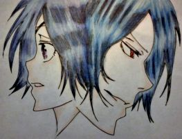 Mukuro x Chrome by UnstableApocalypse