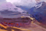 landscape exercise 1 by characterundefined