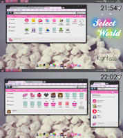 SelectWorld {IconPackager} by KyritassTutos