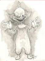 Killer Klown from Outer Space by Nik-Duran-G