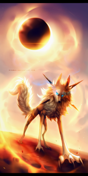 'Rise of the Powerful Sun' [F] by Vyrosk