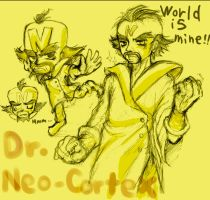 CRB: Dr. Neo-Cortex by sanada-number09