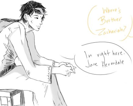 Once More A Herondale ((**CoHF SPOILERS**)) by Bapic