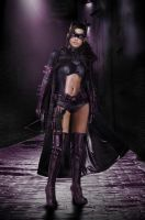 Mila Kunis as Huntress by abask5