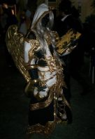 Me as Sister Benedron_WoW by ladymisterya