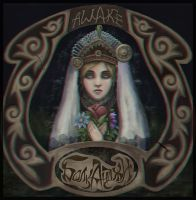 Awake. CD Cover. by Ephy-Drow