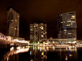 Melbourne Docklands 6530 by moviegirl78