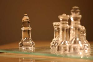 chess pieces by philichino