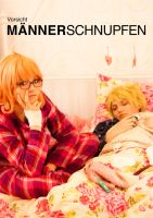 Kyoukai No Kanata || Attention Manly Cold Cover by CS-Cupcake-Studios