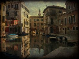 QUIET VENICE by TADBEER