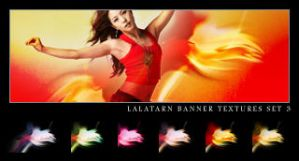 Banner Texture 03 by hibarney