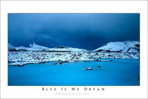 Blue Is My Dream by tuborg