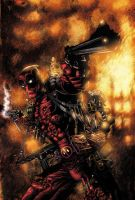 Deadpool by mattjacobs