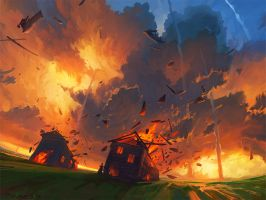 The Last Show Is Always Epic by RHADS