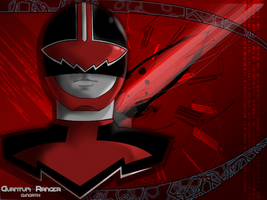 Quantum Ranger - Eric Myers by GoNorth