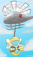 I can fly by Expelar