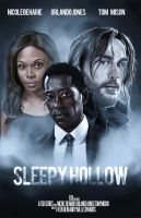 Sleepy Hollow poster by wla91