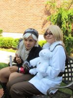 Fem! Prussia and Canada!~ by UnwiserSmile