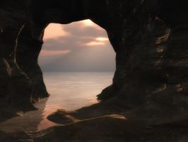Cave Stock by anodyne-stock