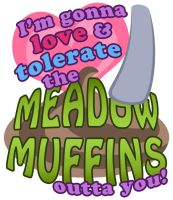 Meadow Muffins by KitWarrior