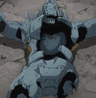 Alphonse Elric EP-62 by thevodkaboy