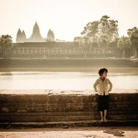Angkor Child by Rawangtak
