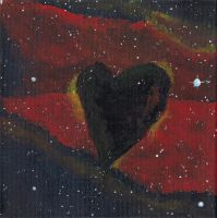 Cosmic Heart (valentines contest) by tompayne-art