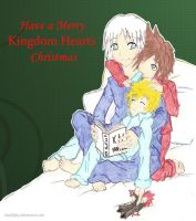 Merry Christmas by Cloudkitty