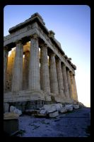 Acropolis - Athens - Greece by scottevil