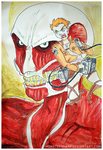 Colossal Titan by MonsterBrand