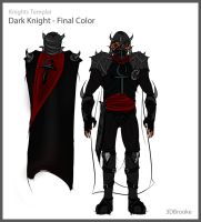 Dark Knight Final Concept by aaawhyme