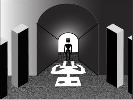 The Lonely Tunnel by 626Ghost