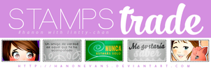 [Trade] Stamps x5 by HanonEvans