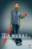 Me as Gregory House by el-samurai