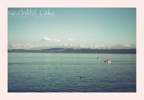 Neuchatel Lake by ValkyrjaHikari