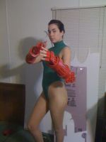 Cammy WIP-- Almost there by Miss-Marquin