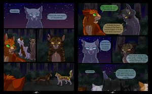Warriors into the Wild - Page: 40-41 by SassyHeart