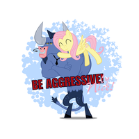 Be Agressively Nice WLF entry by Poniker