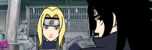 Tsunade and Madara- Mission by TheDemonLady