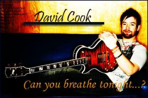 David Cook banner by For-Always