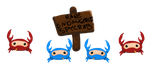 RARE ENDANGERED SPYCRABS by GirlWithTheGreenHat